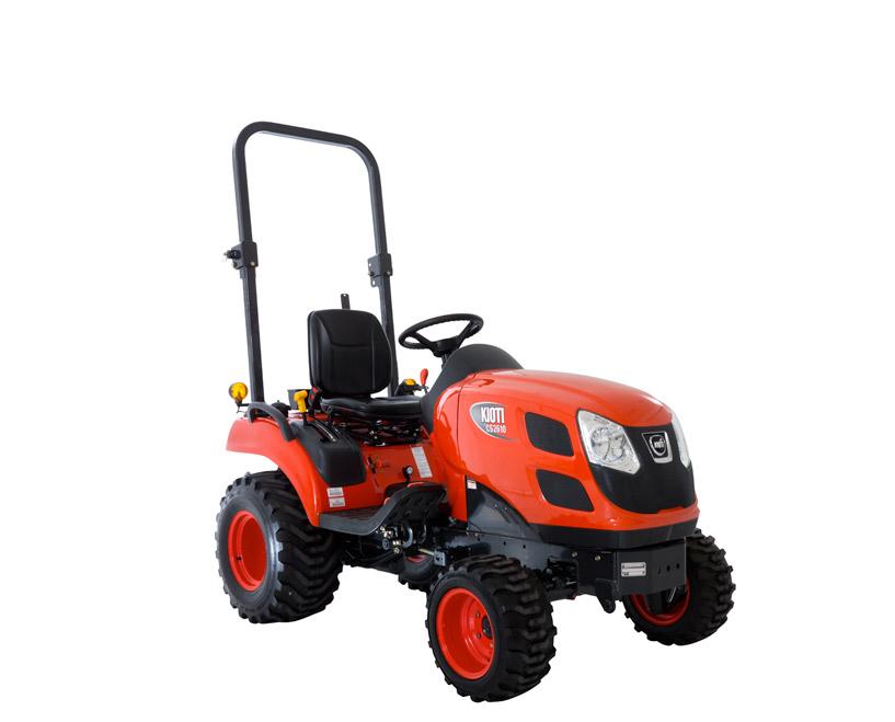 Kioti Compact Tractors : Kioti cs kc equipment
