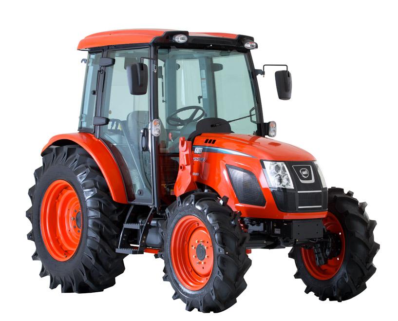 Kioti Tractor Accessories : Kioti rx series kc equipment