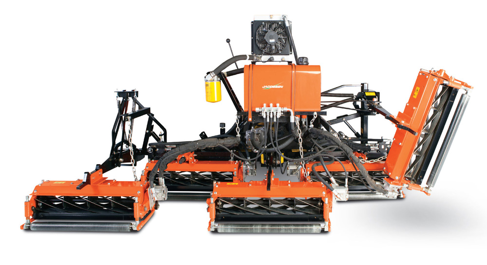 Jacobsen MH5 | KC Equipment