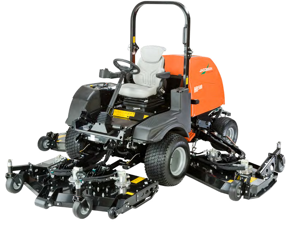 Jacobsen HR500 and HR600 | KC Equipment