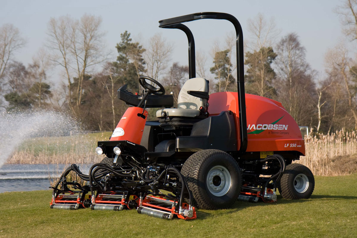 Jacobsen LF570 and LF577 | KC Equipment