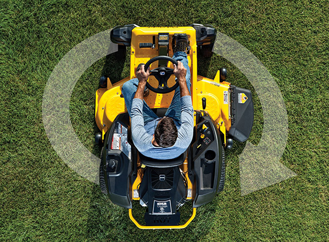 Cub Cadet Rzt S Series S 42 Kc Equipment